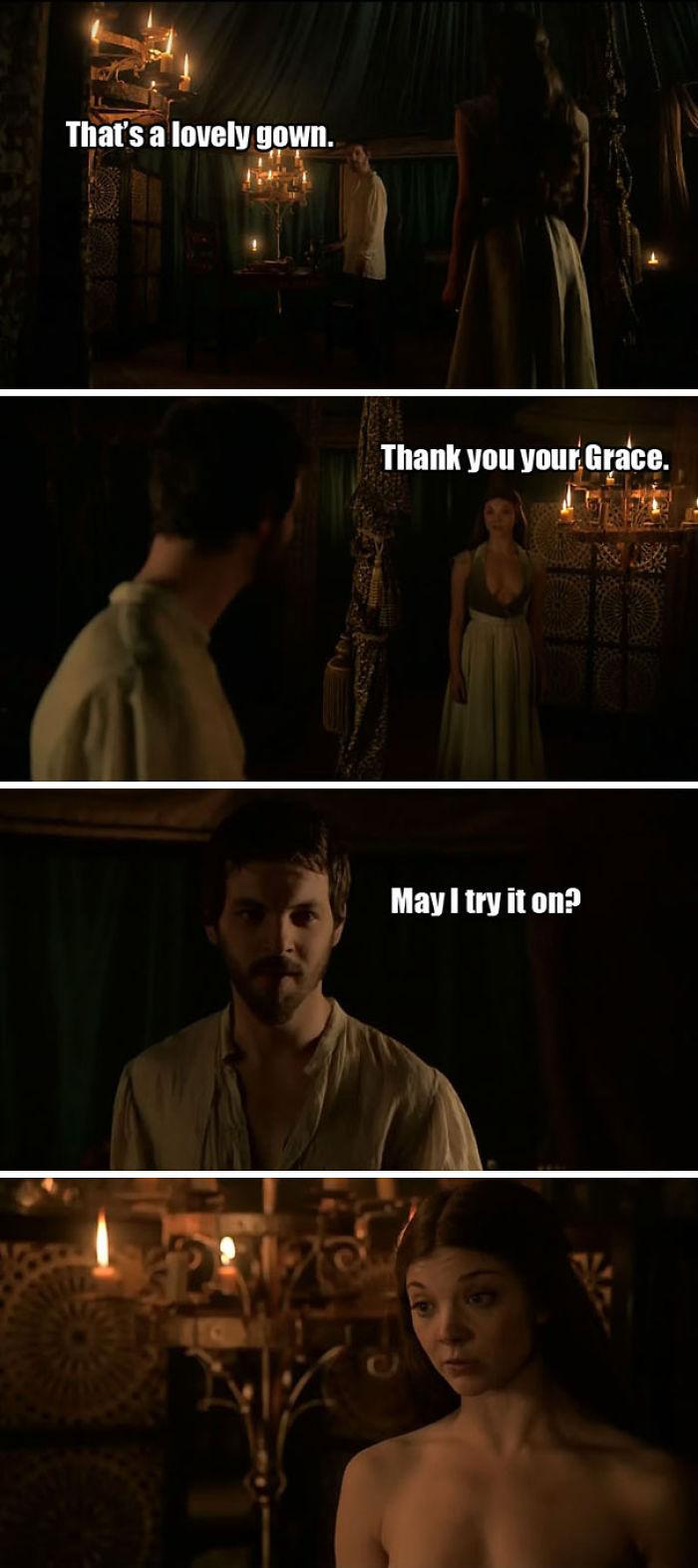Poor Margaery