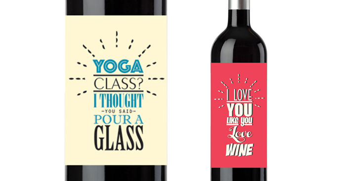 Unique Funny Wine Labels! GIVEAWAY! |Weird Wine Labels