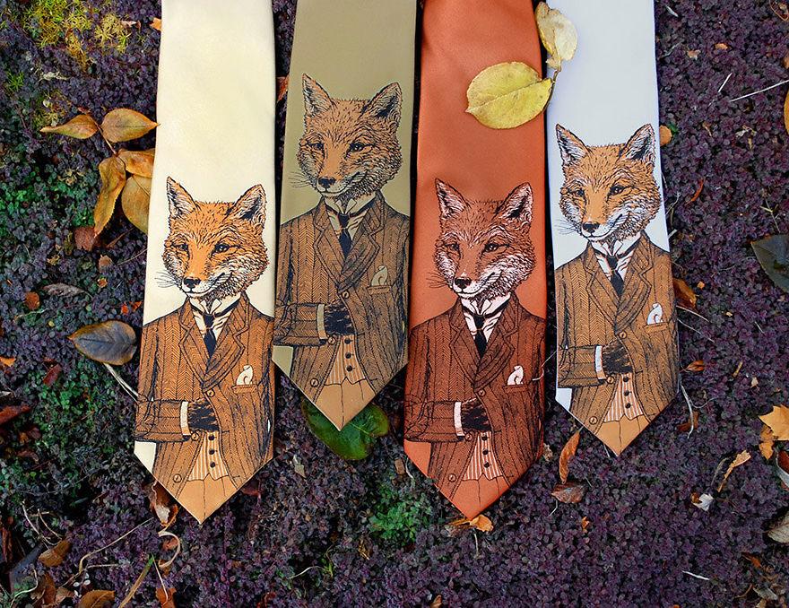 Fox Ties