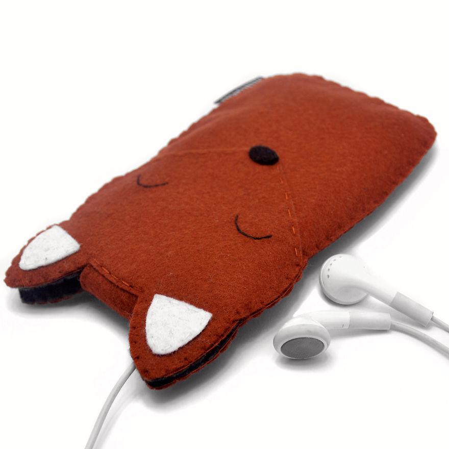 Fox Iphone 5 Case