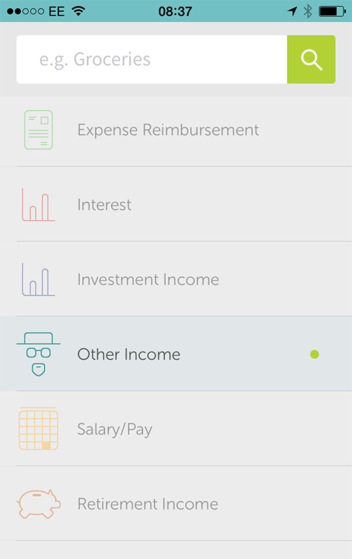 I Love The Icon On This Money Management App