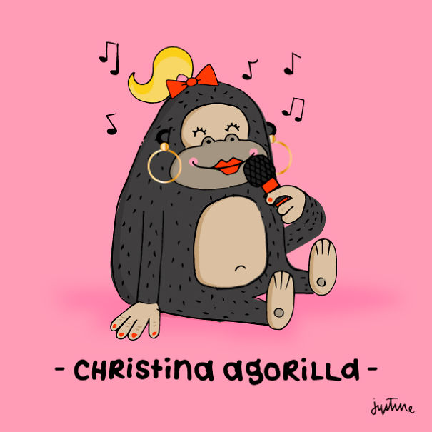 Christina Agorilla