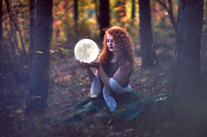 I Photograph Modern Fairy Tales To Spread Enchantment And Joy