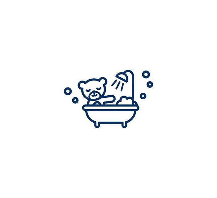 Raccoon (Þvottabjörn) = Washing + Bear