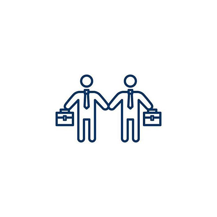 Customer (Viðskiptavinur) = Business + Friend