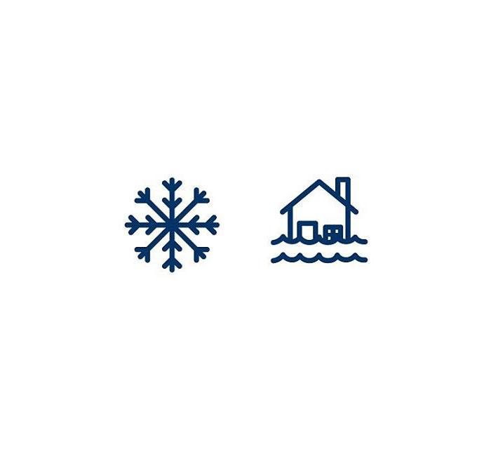 Avalanche (Snjóflóð) = Snow + Flood