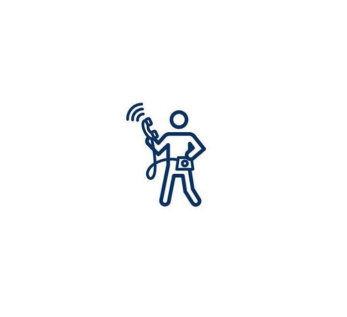 Cell Phone (Farsími) = To Go + Telephone