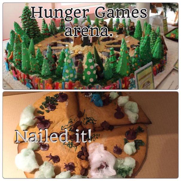 Gingerbread Fail
