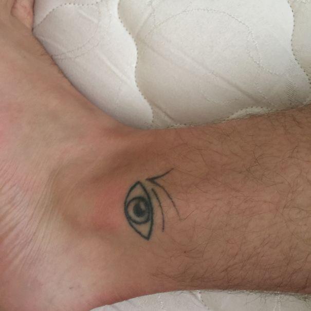 A Series Of Unfortunate Events Tattoo