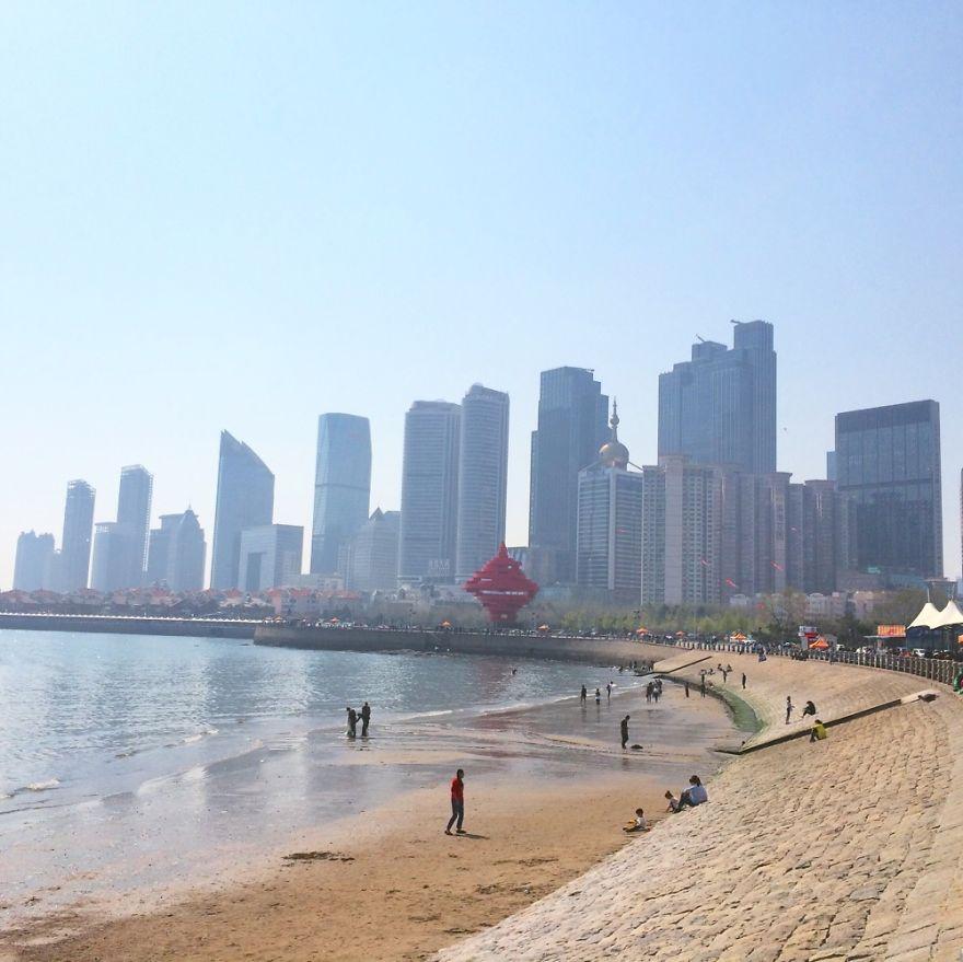 May Fourth Square, Qingdao