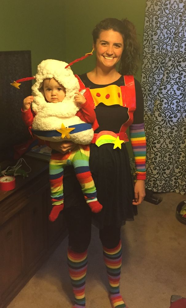 Rainbow Brite And Twink!