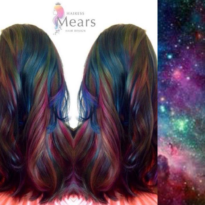 Interstellar Hair.