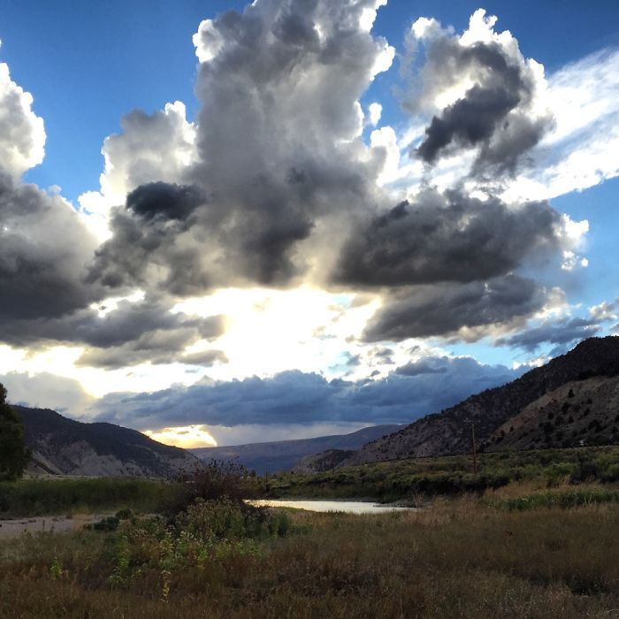 I Call Them, Nifty Clouds