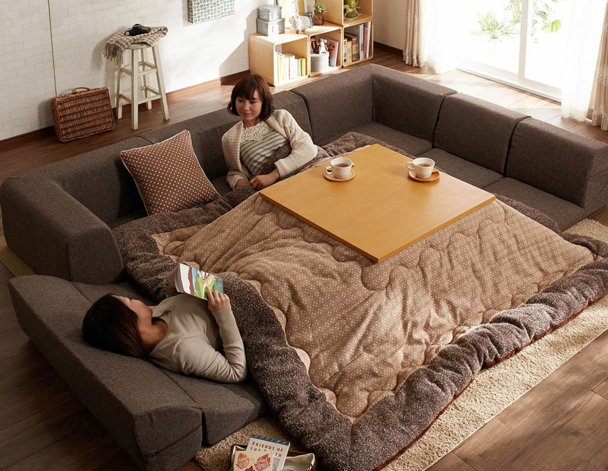 Kotatsu Anese Heating Bed Table 25