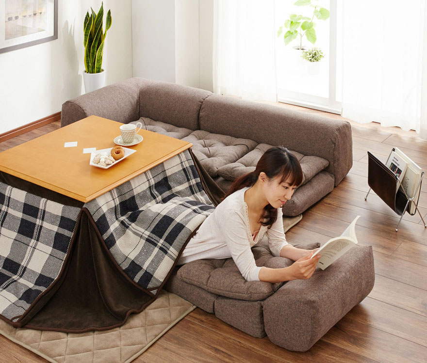 Never Leave Your Bed Again With This Awesome Japanese ...