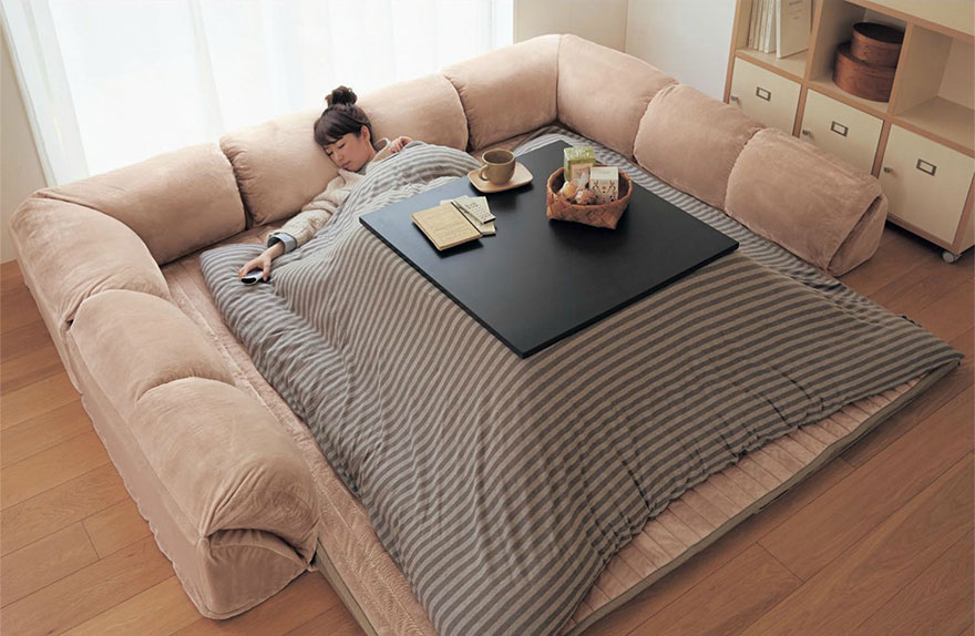 Kotatsu Anese Heating Bed Table 31