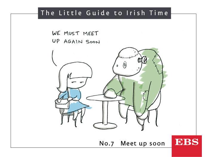 """""""meet Up Soon"""""""