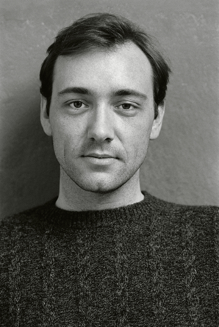 A Young Kevin Spacey (1980s)