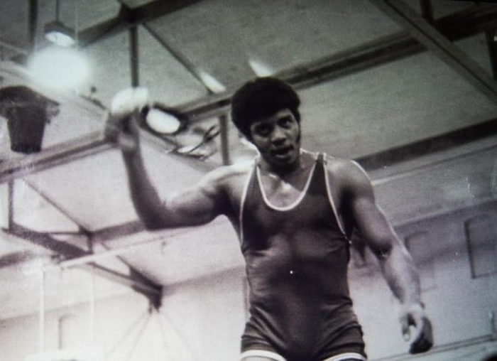American Astrophysicist And Cosmologist Neil Degrasse Tyson Was An Amateur Wrestler In High School And College