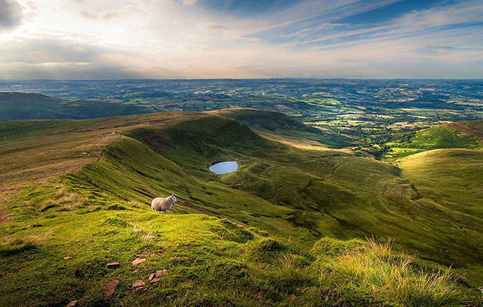 The Captivating Colors Of Wales By Paul Templing