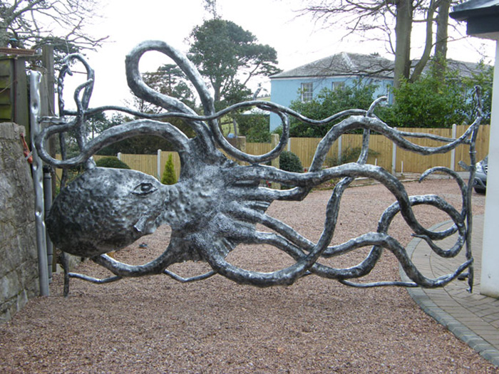 Octopus Gate
