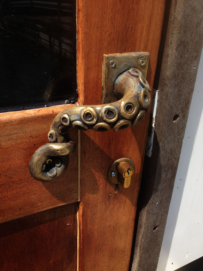 Octopus Door Handle