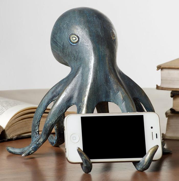 Octopus Cellphone Holder
