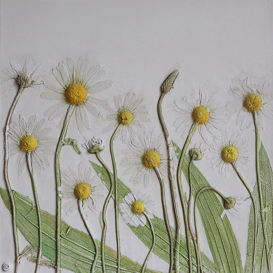 plaster-cast-flower-fossils-rachel-dein-6