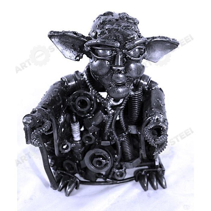 The Steel Yoda