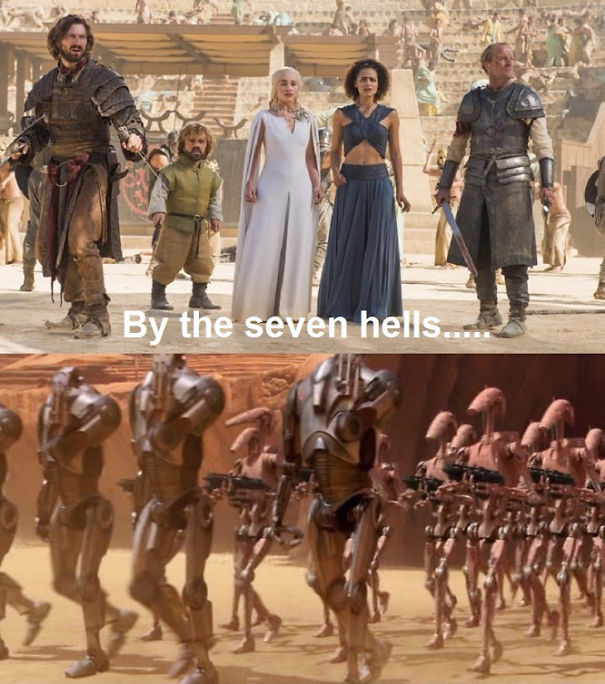 Clones Vs. Unsullied