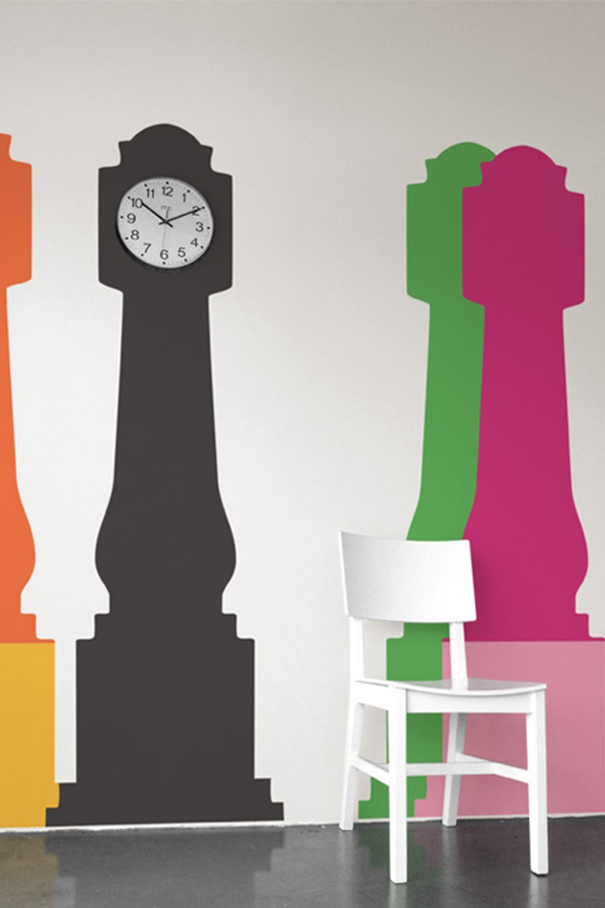 Antique Grandfather's Clock By Studio Jan Habraken