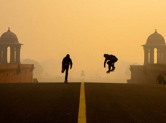 Skatetheworld By Jonathan Mehring & National Geographic.
