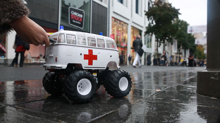 Smartphone Users Get Their Own Ambulance