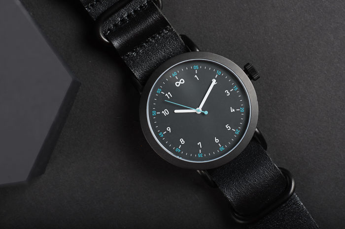 Divided By Zero Watch — Design Meets Science.
