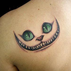Alice's Adventures In Wonderland Tattoo