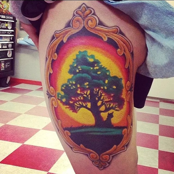 The Story Of Ferdinand Tattoo