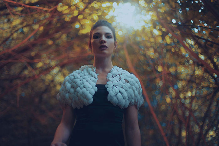 The World's First 3d Printed, Customizable Cape