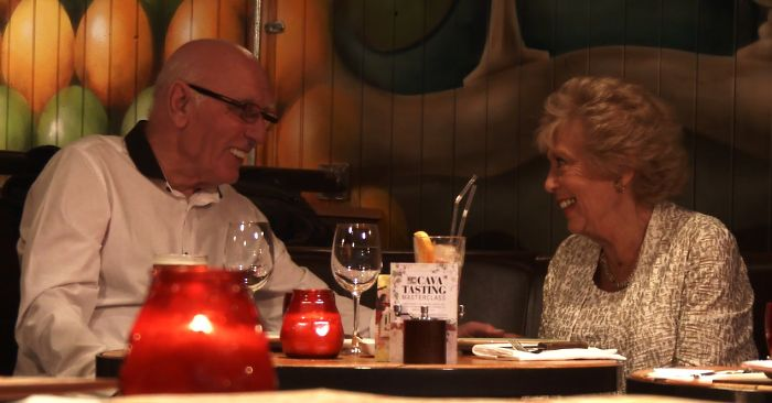 Two 80-year-olds Go On Their First Blind Date And It's Actually Incredible [video]