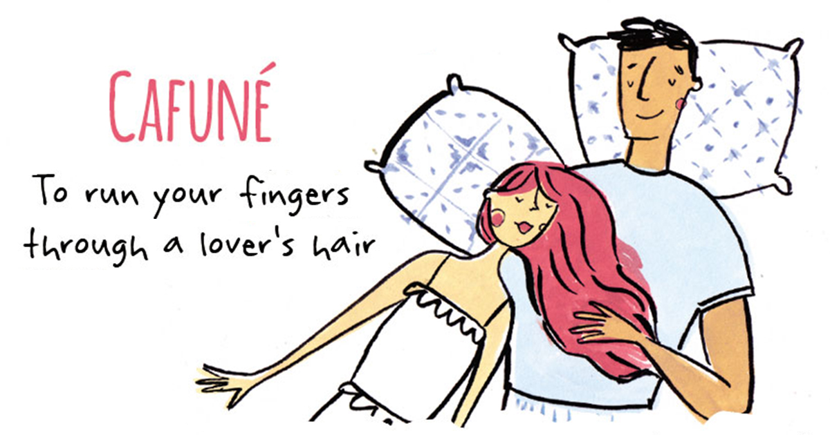 Untranslatable Love Words From Around The World
