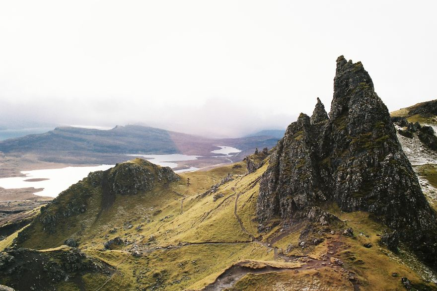 We Capture The Beauty Of Remote Scottish Landscapes