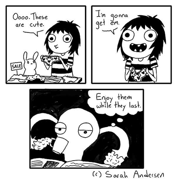Sarah's Sribbles