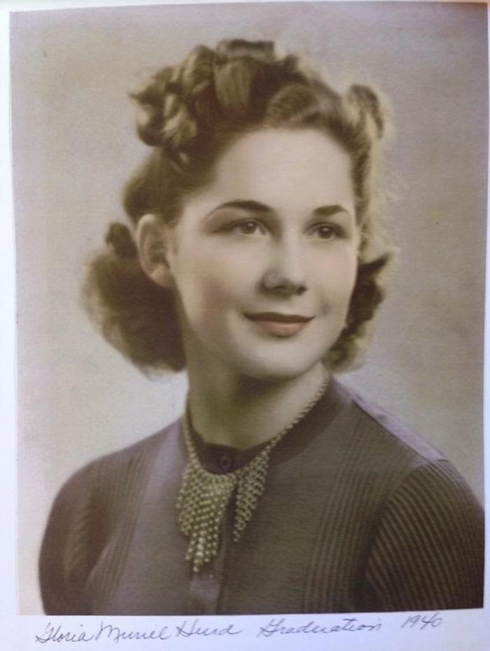 Graduation Photo; 1940