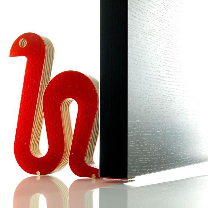 Snake Doorstop