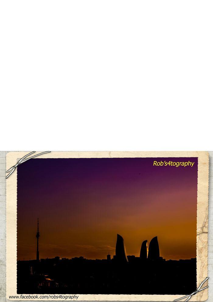 2016 Calendar From Baku