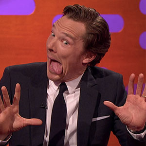 Rumors Confirmed: Benedict Cumberbatch Is An Otter (10+ Pics)