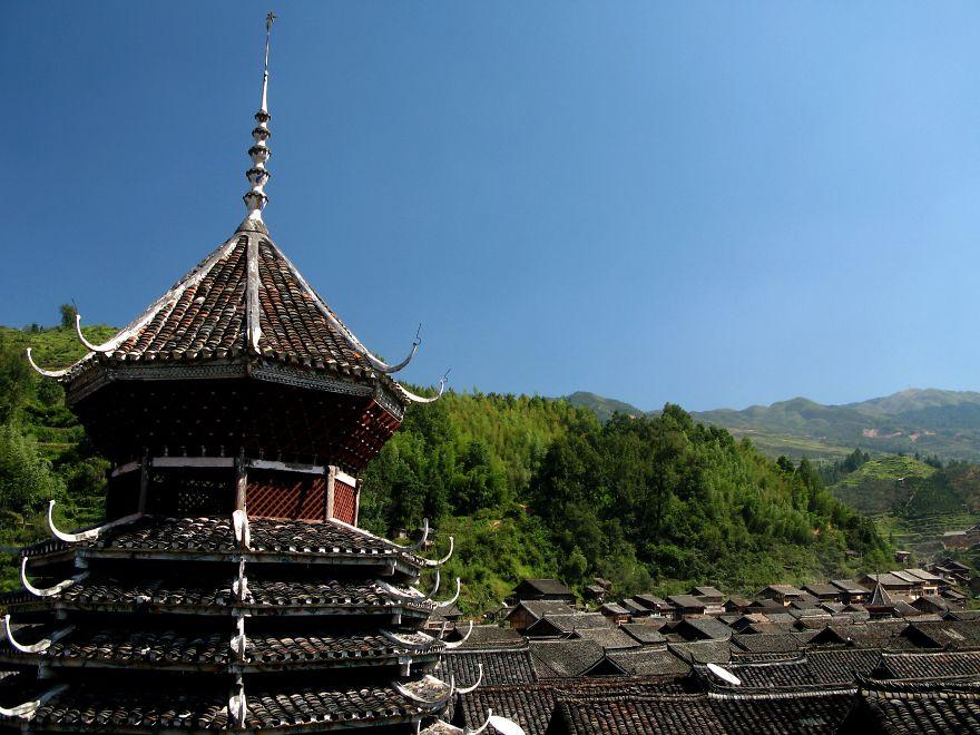 Zhaoxing Village, Guizhou Province