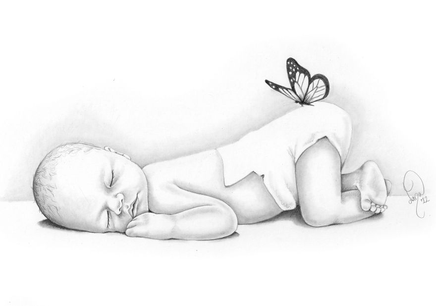 baby drawing pictures - photo #16