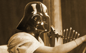 I Merge Star Wars Characters With Ancient Paintings And Vintage Photos
