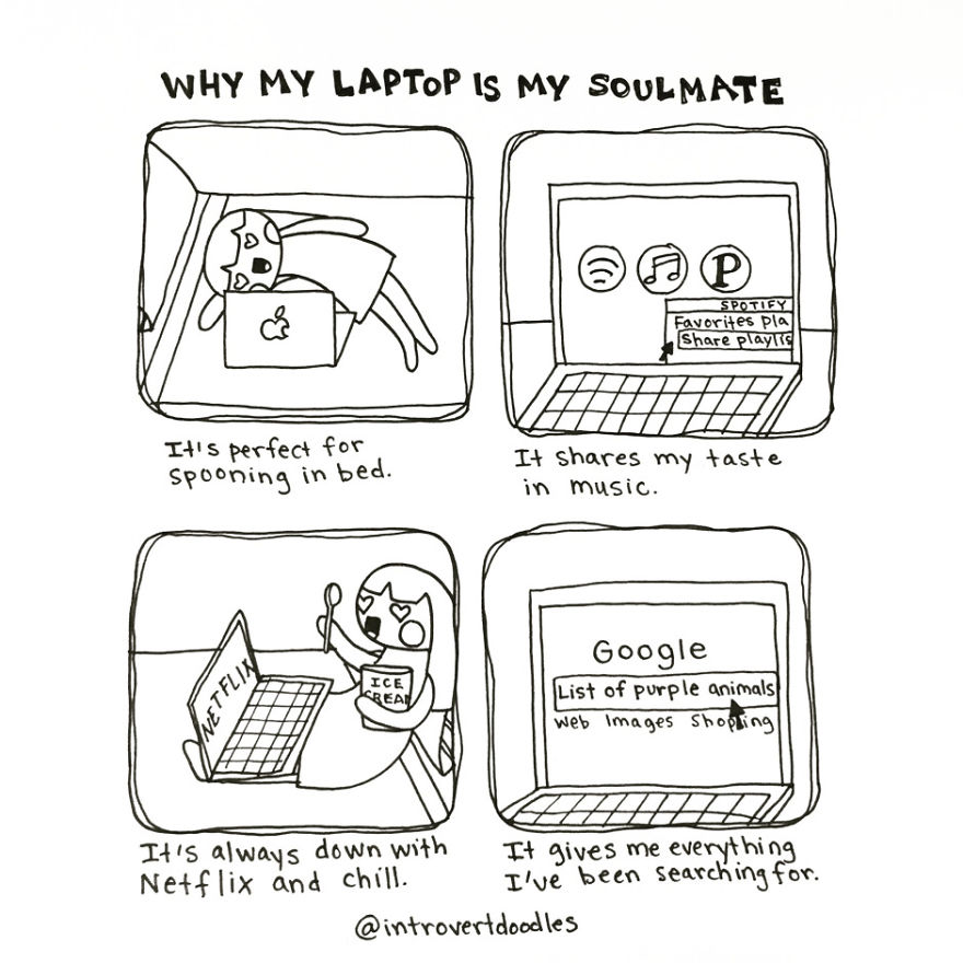 Why My Laptop Is My Soulmate