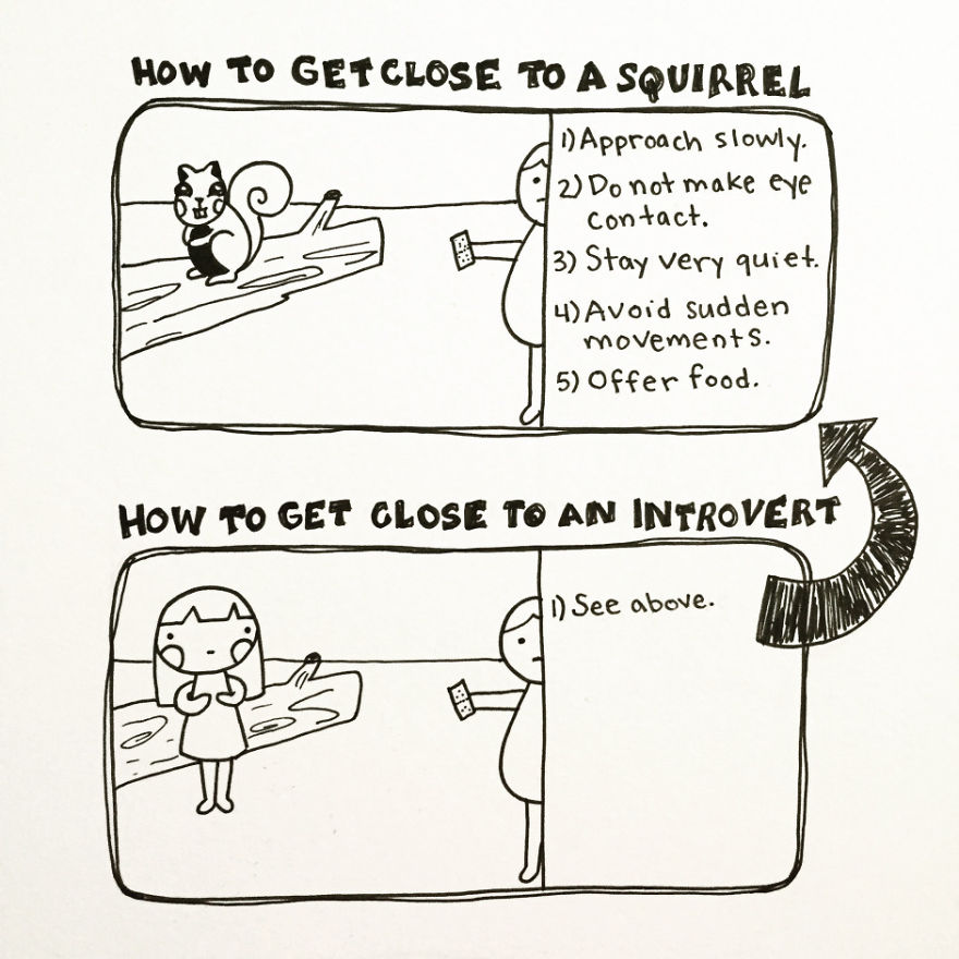 How To Get Close